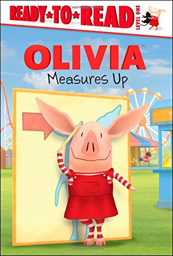 9781442459748: OLIVIA Measures Up (Olivia TV Tie-in)