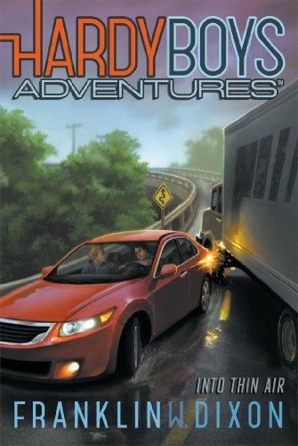 9781442459830: Into Thin Air (Hardy Boys Adventures)