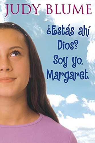 9781442460621: Estas Ahi Dios? Soy Yo, Margaret. (Are You There God? It's Me, Margaret) (Spanish Edition)
