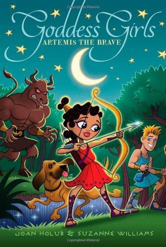 9781442461390: Artemis the Brave (Goddess Girls)