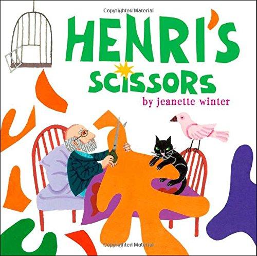 Henri's Scissors: Winter, Jeanette