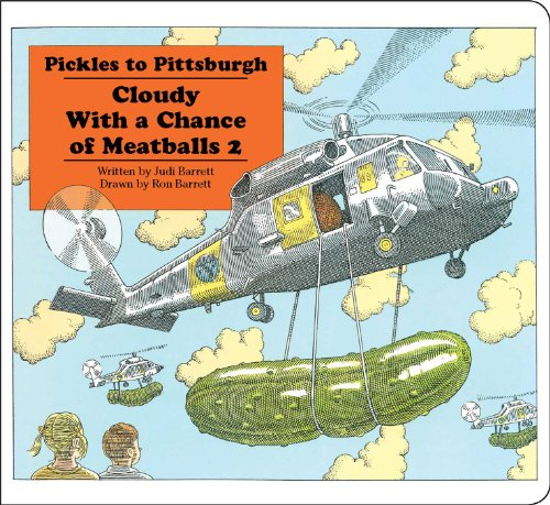 Pickles to Pittsburgh: Cloudy With a Chance: Barrett, Judi