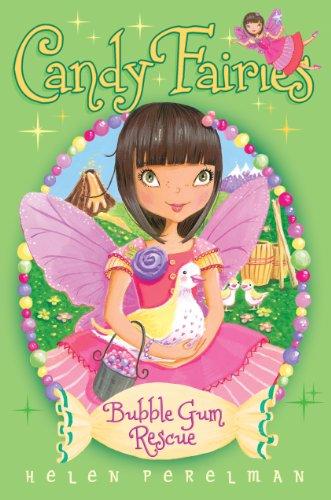 9781442464964: Bubble Gum Rescue (Candy Fairies)