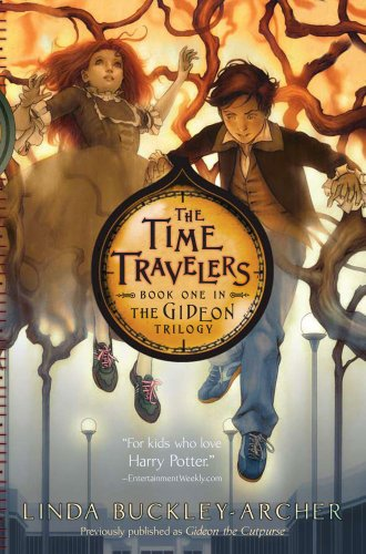 9781442465510: The Time Travelers (Gideon Trilogy)