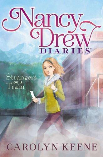 Strangers on a Train (Nancy Drew Diaries): Keene, Carolyn