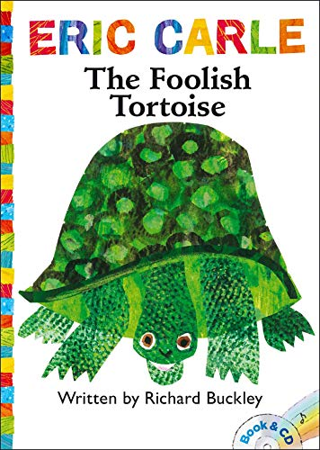 9781442466388: The Foolish Tortoise (The World of Eric Carle)