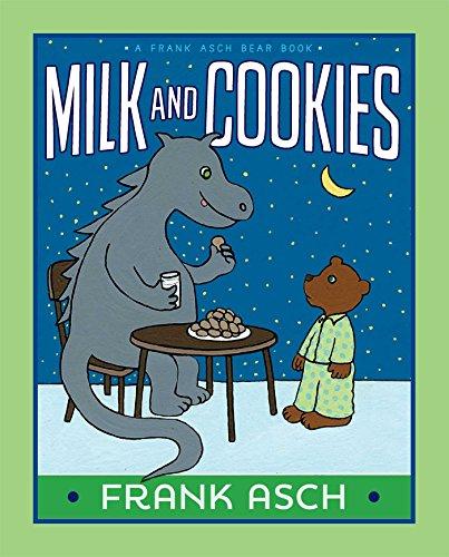9781442466739: Milk and Cookies (A Frank Asch Bear Book)