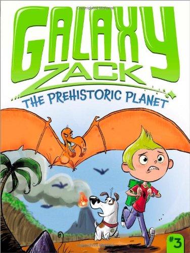 The Prehistoric Planet (Galaxy Zack): Ray O'Ryan