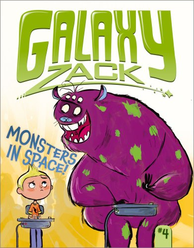 Monsters in Space! (Galaxy Zack): O'Ryan, Ray
