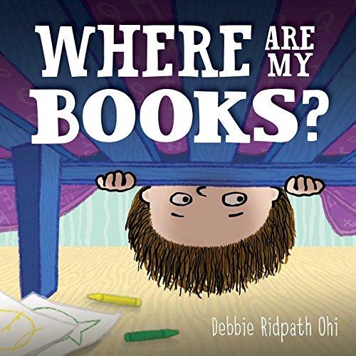 Where Are My Books?: Ohi, Debbie Ridpath