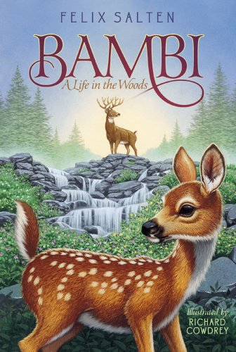 9781442467453: Bambi: A Life in the Woods (Bambi's Classic Animal Tales)