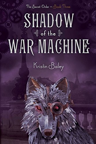9781442468054: Shadow of the War Machine (The Secret Order)