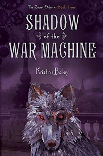 9781442468061: Shadow of the War Machine (The Secret Order)