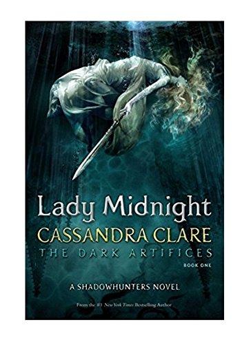 Lady Midnight (The Dark Artifices): Clare, Cassandra