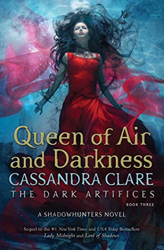 Queen of Air and Darkness : *Signed*: Clare, Cassandra