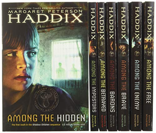 9781442468641: The Shadow Children, the Complete Series: Among the Hidden; Among the Impostors; Among the Betrayed; Among the Barons; Among the Brave; Among the Enemy; Among the Free
