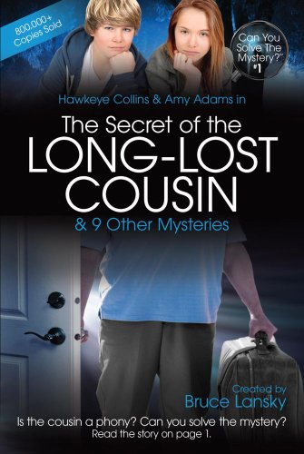 9781442468993: The Secret of the Long-Lost Cousin: Can You Solve the Mystery #1
