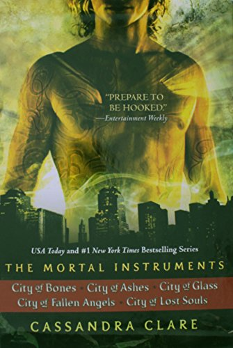9781442472051: The Mortal Instruments: City of Bones; City of Ashes; City of Glass; City of Fallen Angels; City of Lost Souls