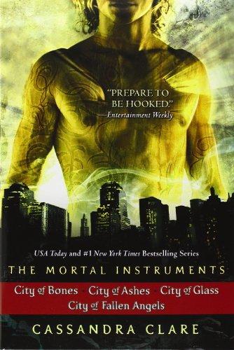 9781442472068: The Mortal Instruments Boxed Set: City of Bones/City of Ashes/City of Glass/City of Fallen Angels