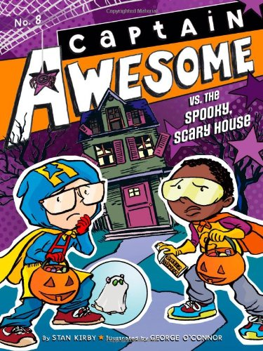 9781442472549: Captain Awesome vs. the Spooky, Scary House