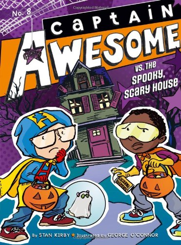 9781442472556: Captain Awesome vs. the Spooky, Scary House