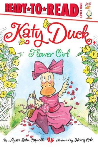 9781442472785: Katy Duck, Flower Girl