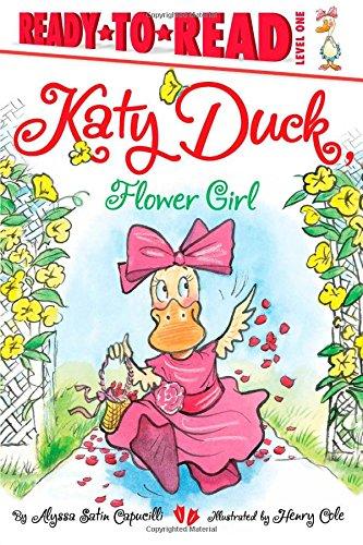 9781442472792: Katy Duck, Flower Girl