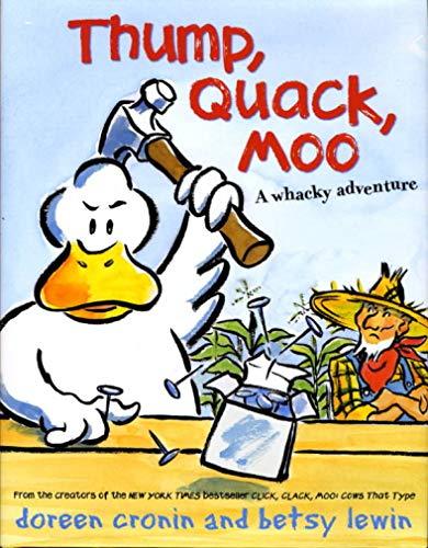 9781442473195: Thump, Quack, Moo