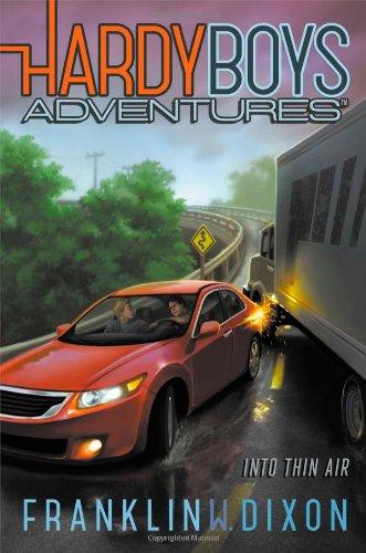 9781442473454: Into Thin Air (4) (Hardy Boys Adventures)