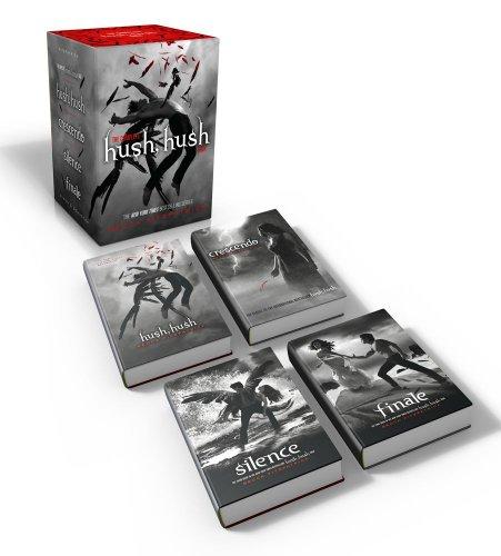 9781442473720: The Complete Hush, Hush Saga: Hush, Hush; Crescendo; Silence; Finale