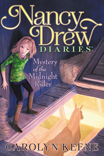 9781442478602: Mystery of the Midnight Rider (Nancy Drew Diaries (Quality))