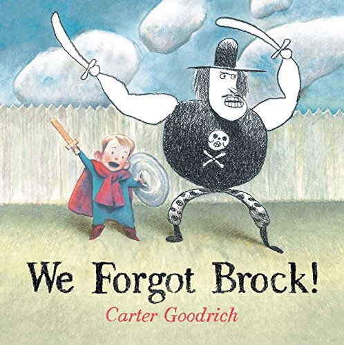 9781442480902: We Forgot Brock!