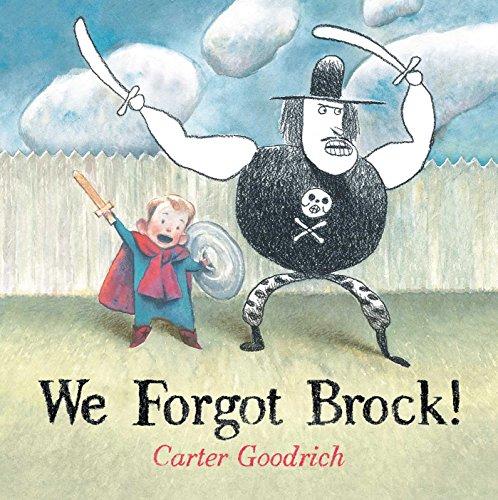 We Forgot Brock!: Goodrich, Carter