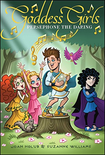 9781442481589: Persephone the Daring (Goddess Girls (Hardcover))