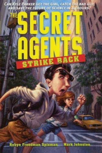 9781442481893: The Secret Agents Strike Back