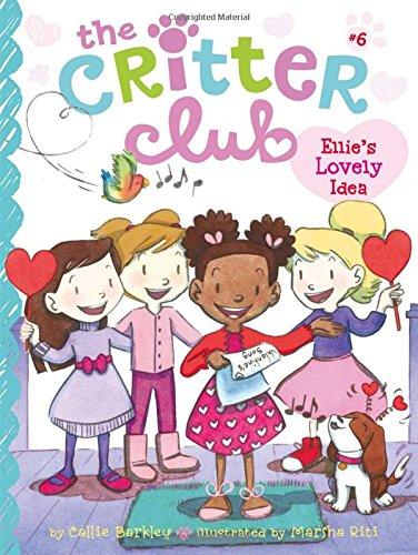 9781442482180: Ellie's Lovely Idea (The Critter Club)