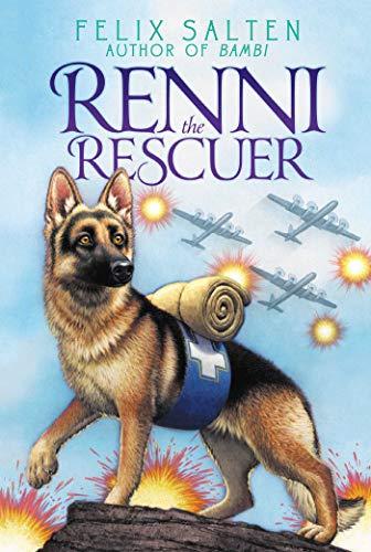 Renni the Rescuer: Salten, Felix/ Kaufman,