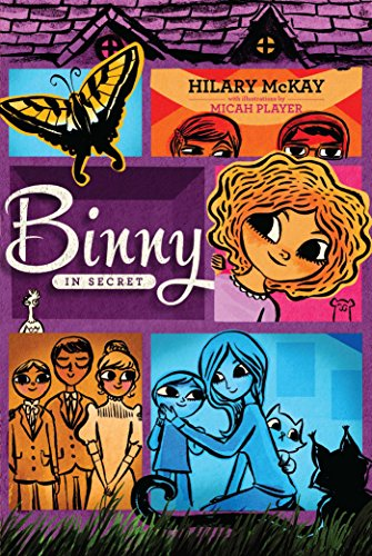Binny in Secret: McKay, Hilary