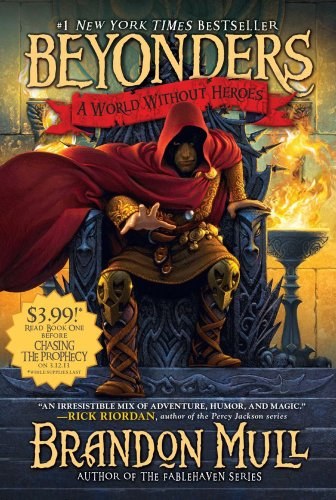 9781442482906: A World Without Heroes (Beyonders)