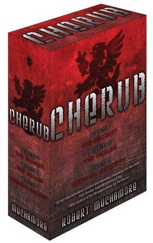 9781442483767: CHERUB: The Recruit; The Dealer; Maximum Security