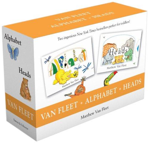 9781442484481: Van Fleet Alphabet Heads: Alphabet; Heads