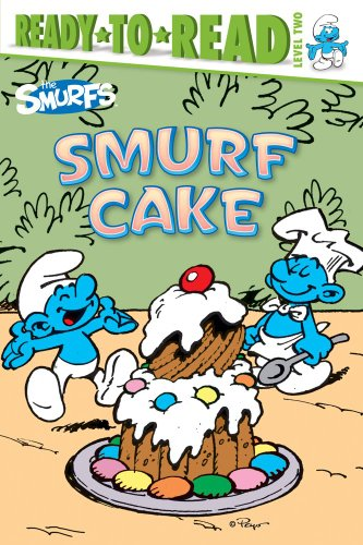 9781442484924: Smurf Cake (Ready-to-Read. Level 2)