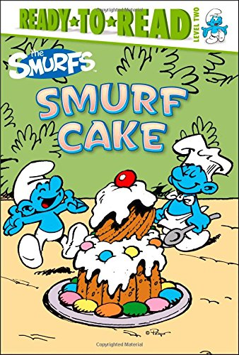 9781442484931: Smurf Cake (Ready-to-Read)