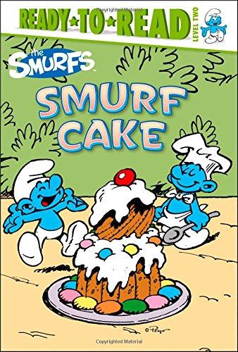 9781442484931: Smurf Cake (Ready-to-Read)