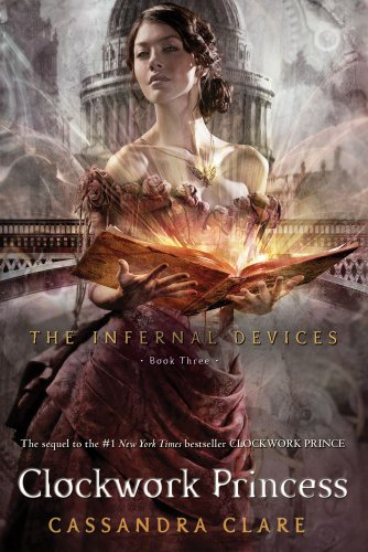 9781442485419: The Infernal Devices 03. Clockwork Princess
