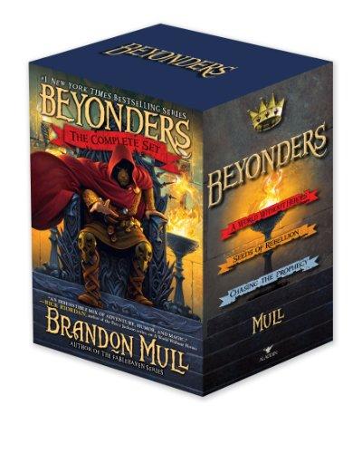 9781442485938: Beyonders: The Complete Set