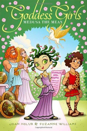 9781442485952: Medusa the Mean (Goddess Girls)
