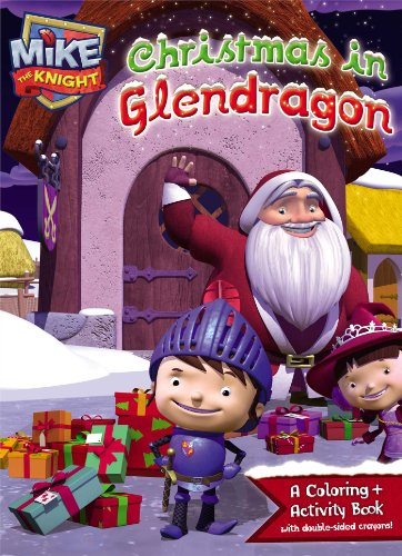 9781442486515: Christmas in Glendragon (Mike the Knight)