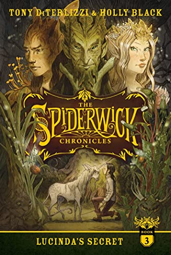 9781442486973: Lucinda's Secret (The Spiderwick Chronicles)