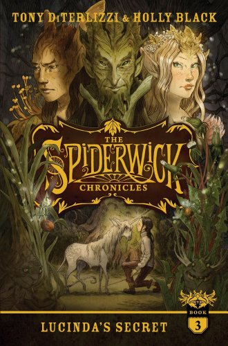 9781442487000: Lucinda's Secret (The Spiderwick Chronicles)